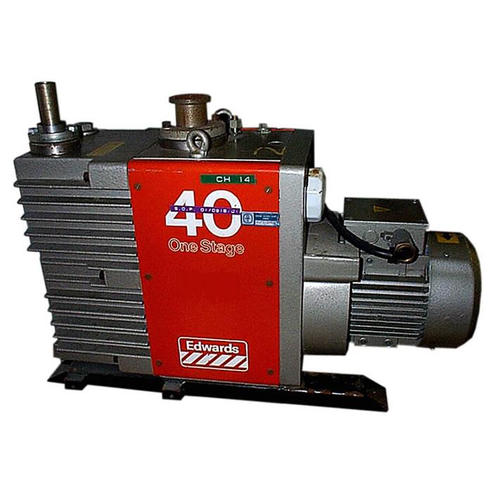 Novatech :: Edwards vacuum pump - Stock Ref 1155 | Vacuum ...  Novatech :: Edw...