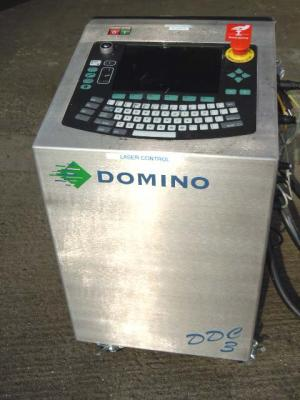 Novatech Stock REf 3376 Domino type DDC3 high speed laser co