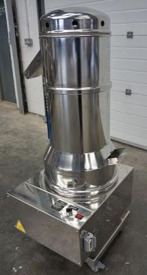 Pharma Technologies spiral uphill tablet deduster novatech s