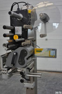 Novatech Stock 3976 Pago 15 E-i Labelling Machine