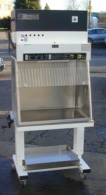 BIGNEAT Captair 5008 fume extraction cabinet