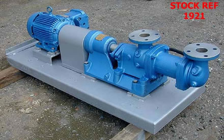 MONO positive displacement pump type SH60 D5/F