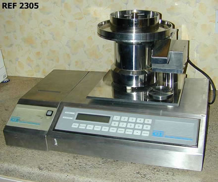 CI Electronics tablet checkweigher